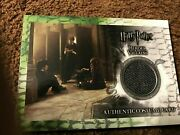 Harry Potter Heroes And Villains Costume Card Hermione Granger Emma Watson /160