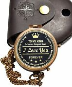 Compass Birthday Gifts For Men Personalized Gifts For Husband Boyfriend King