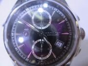 Hamilton Jazz Master Menand039s Watch Automatic All S/s Sapphire Swiss H32616133 New