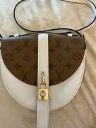 Louis Vuitton Chantilly Lock White- Model 2018 - Sold Out