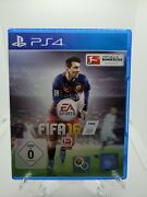 Ps4 / Sony Playstation 4 Game - Fifa 16 German Boxed Audio/text In German