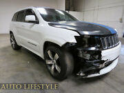 2014 Jeep Grand Cherokee Srt8 2014 Jeep Grand Cherokee Salvage Damaged Vehicle Priced To Sell Wont Last