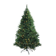 Northlight 12and039 X 80 Buffalo Fir Full Artificial Christmas Tree Warm White Led