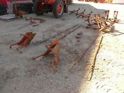 Allis Chalmers Cultivators And Plow And Tool Bar Lift Attachment For Ac C Tractor