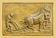 0078-hugo Citizens Messing-relief Builder At The Ploughs