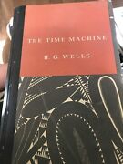 The Time Machine An Invention H. G. Wells, Illustrations W. A. Dwiggins 1931