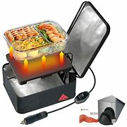Portable Car Microwave - 12v 90w Mini Personal Car Oven With On/off Switch