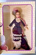 1995 Barbie The Greatest Eras Collection Victorian Lady Doll Nib2