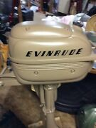Evinrude Ducktwin 3 Hp Outboard Boat Motor