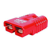 Durite 3-432-35 Connector 2 Pole High Current Red 350 Amp 100 Bx