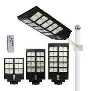 5pcs Outdoor Road Light 560/700led Integrated All In One Led Solar Street Light