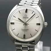 Omega Seamaster Cosmic Vintage Overhaul Cal.552 Automatic Mens Watch Auth Works