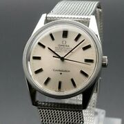 Omega Constellation Vintage Overhaul Cal.712 Automatic Mens Watch Auth Works