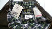 Barbour-- M13 Motorcycle Pants- Olive- Nato Stock And Label - New With Tag- W38