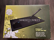 Bamboo Connect Tablet And Pen Brand New By Wacom Ctl470