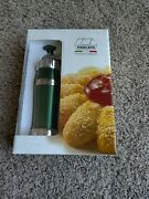 Marcato Biscuit Machine Maker Cookie Press Made In Italy Green 8307gn