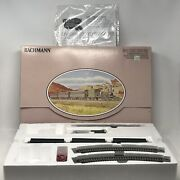 Incomplete Bachmann Ho Scale The John Bull Operating Train Set - No Controller