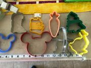 Cookie Cutters Large Variety Mix Or Match Metal Plastic New Used Vintage