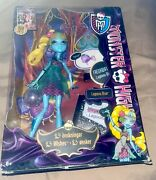 2012 Monster High Lagoona Blue 13 Wishes Doll - Sweet -very Rare And Hard 2 Find