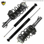 For Mercury Mariner Tribute Front Rear Strut Spring And Shocks Gap