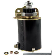 Starter Motor For Briggs And Stratton Cub Cadet Lawn Mower Engine 499521 394943