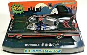 Scalextric C4175t Batmobile 1966 Tv Barris 1/32 Scale Slot Car Sold Out