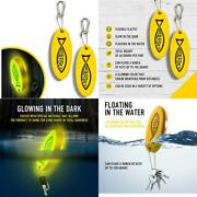 Floating Keychain By Crystal Fish - Practical Key Chains For Boats – Fluoresce