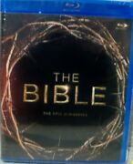The Bible The Epic Miniseries Blu-ray