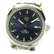 Tag Heuer Link Calibre 5 Wbc2112.ba0603 Automatic Stainless Menand039s Watch [b0603]