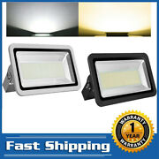 1-20x 500w Led Flood Light Warm Cool White Outdoor Landscape Security Waterproof
