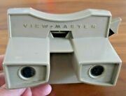 Vintage Viewmaster Model G Stereo Viewer Original 1960and039s Optical Toy K424