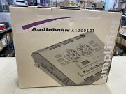 Audiobahn A12001dt Old School Amplifier Cooling Fans - 1200w Rms - Brand New Amp