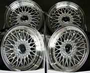 16 Dare Rs Alloy Wheels Fits 5x100 Lexus Ct200h Mg Zt Rover 75 Mg6 Mg7 Gs