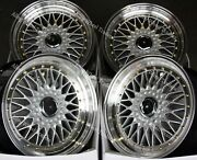 17 Dare Rs Alloy Wheels Fits 5x100 Lexus Ct200h Mg Zt Rover 75 Mg6 Mg7 Gs