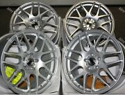 Alloy Wheels 18 Drm For Land Rover Discovery Range Rover Sport Silver