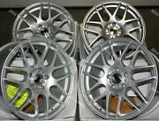18 Silver Drm Alloy Wheels Fits Land Rover Discovery Range Rover Sport