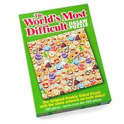 World's Most Difficult Jigsaw Puzzle - Emojis 529 Pieces