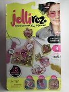 Jelli Rez Sweets Jewelry Pack Quick And Easy Diy Craft Activity Kit