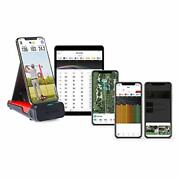 Rapsodo Mobile Launch Monitor For Golf Indoor And Outdoor Use With Gps Satellite