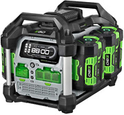 Ego Power+ Pst3041 3000w Nexus Portable Power Station For Indoor And Outdoor Use