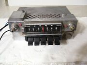 1966 66 Mustang Radio Good Working And Warranty