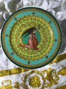 Versace Wall Plate Christmas 1995 Limited Collectible Gift Rosenthal New Sale