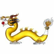 Whiskey Decanter Dragon Shape Lead Free Transparent Glass Best Gift Decoration