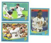 2013 Topps Update Wal Mart Blue Border - Pittsburgh Pirates Set W/ Gerrit Cole