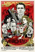 Total Recall By Tyler Stout - Regular - Rare Sold Out Mondo Print