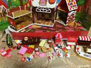 Hello Kitty Round And Round Dream Land Toy 1976 Candy Room Limited Rare Sanrio