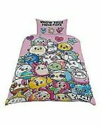 New Pikmi Pops Know Your Pikmi Pop Duvet Cover - Single