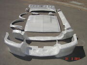 1967-1968 Ford Mustang Coupe Eleanor Style Fiberglass Body Kit