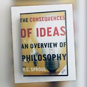 Consequences Of Ideas An Overview Of Philosophy Dvd Set, Rc Sproul Special Editi