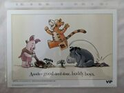 Lego Winnie The Pooh Vip Print Sketch Limited Edition Collectible Good Deed Done
